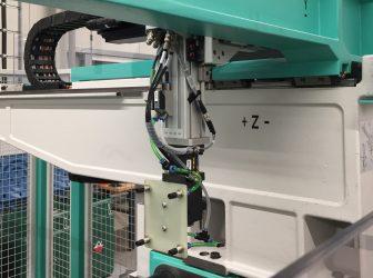 Spritzgussmaschine Arburg